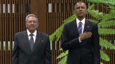 Obama tells Raul Castro: Cuban embargo is going to end - CNNPolitics.com