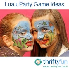 This guide is about luau party game ideas. A Hawaiian theme for a party is fun for many occasions.