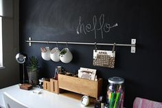 Ikea Asker Containers for Office and Plant Storage, Gardenista