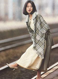 80s Fashion, Daily Fashion, Everyday Fashion, Fashion Art, Fashion Brands, Girl Fashion, Fashion Outfits, Aesthetic Japan, Aesthetic Girl