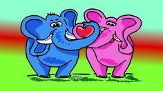 HD+wallpaper+roze+en+blauwe+olifant.jpg (1600×900)