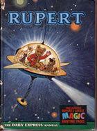 Rupert Bear annual 1966.