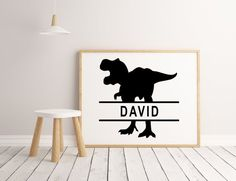 Welcome to At Viv Home Prints. You will find beautiful wall art for decorating your home. I hope you like what you see and find lots of inspiration. Dinosaur Posters, Dinosaur Images, Dinosaur Nursery, Printable Art, Printables, Playroom Decor, Nursery Prints, Kids Room, Poster Boys
