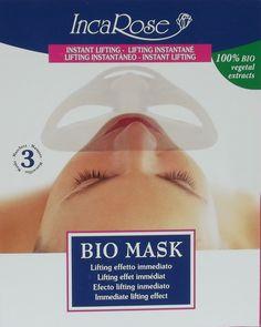 Tris Bio Mask INSTANT LIFTING - Perle di Bellezza...benessere online!