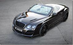 Bentley Continental GTC High Society
