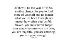 If I have a new years resolution this would be it!!!