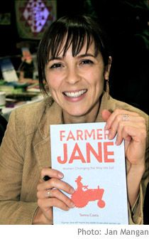 Farmer Jane by Temra Costa