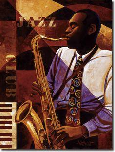 """Keith Mallett ~""""Jazz"""""""