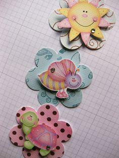 cute .paper.embellishments