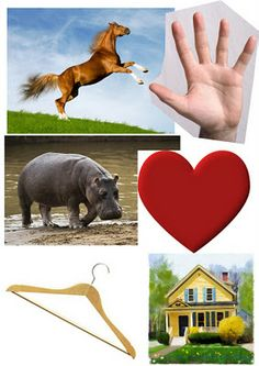Resource: Pictures of objects start with letters A to Z | Learn The Fun Way letter