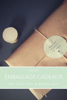 IDÉES d'emballage cadeaux Diy, Unique Gifts, Cards, Bricolage, Do It Yourself, Homemade, Diys, Crafting