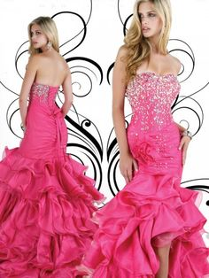 Give me your dress.
