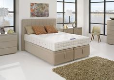 Hypnos Orthocare 8 Extra Firm Mattress