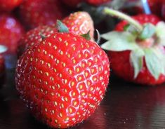 Domáci čučoriedkový koláč - Receptik.sk Strawberry, Fruit, Food, Basket, Essen, Strawberry Fruit, Meals, Strawberries, Yemek