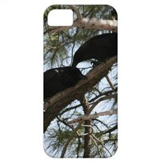 Crows in Love iPhone 5 Cover