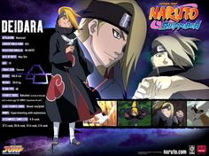 naruto characters | Picture 10 of 20 from Naruto Characters Info