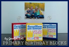Primary Birthday Blocks