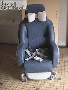 fauteuil coquille manuel