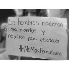 (20) Etiqueta #nomasfeminismo en Twitter