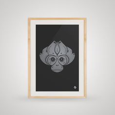 Indonesian Monkey - Available for free.  Don't forget to follow us on https://www.facebook.com/openartproject