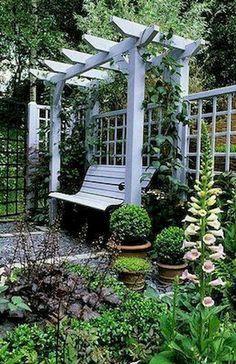 100+ DIY Romantic Backyard Garden Ideas on A Budget #backyardgarden