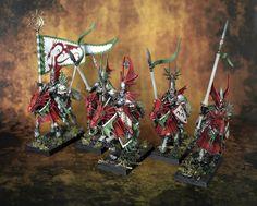 High elves Dragon Princes