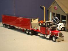Codgebilt: Hand-Crafted Model Trucks