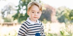It's Impossible for Prince George's Third Birthday Photo Shoot to Get Any Cuter