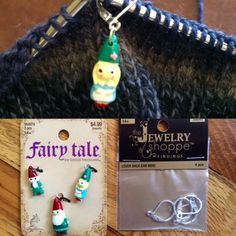 Creative Designs by Sheila Zachariae: Make Your Own Stitch Markers