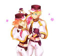 Syo y Nanami