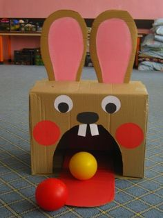 Tavşancık Şekeri Yuttu Oyunu