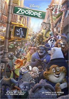 J'ai adoré ce film qui parle des préjugés et de la bêtise humaine à travers des animaux.. Trop fort !!!