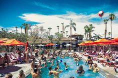 Splash House | Hacienda Club | #PalmSprings
