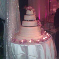 Pandora Vanderpump Wedding Cake