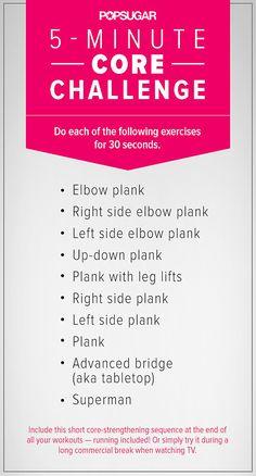 Best Workout Posters | POPSUGAR Fitness