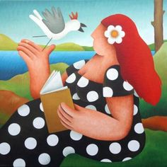 Women with bird pieces) Plus Size Art, Fat Art, Fantasy Paintings, Fat Women, Portrait Art, Big And Beautiful, Female Art, Art Pictures, My Drawings