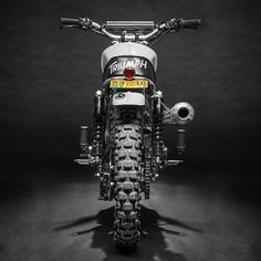 Triumph Scrambler by See See Motorcycles