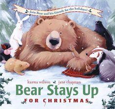 Bear Stays Up for Christmas (The Bear Books) - Kindle edition by Karma Wilson, Jane Chapman. Children Kindle eBooks @ AmazonSmile.