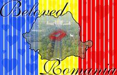 I love Romania Romania, My Love, My Boo