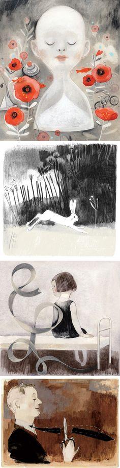 Isabelle Arsenault Art