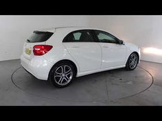 MERCEDES-BENZ A CLASS A180 CDI SPORT - Air Conditioning - Alloy Wheels - Bluetooth - Half Leather Interior - Spare Key BECKER - Satellite Navigation ...