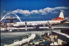 Western Airlines - Electra