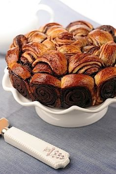 Roizy's Famous Kokosh.  It's like babka but different somehow.  Yahoo claims it to be amazing.