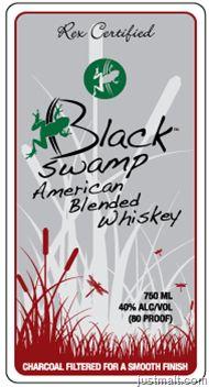 Temperance - Black Swamp American Blended Whiskey