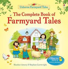 Oxford reading tree stage 1 stage 12 phonics pinterest the complete book of farmyard tales fandeluxe Choice Image