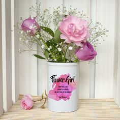 http://www.blueponystyle.com/products/personalised-flower-girl-vase?utm_campaign=social_autopilot&utm_source=pin&utm_medium=pin   Shop Now!  #etsymntt #EtsySocial #ESLiving #ebay #shopifypicks #EpicOnEtsy #etsyretwt #gift #ATSocialUK #shopifypicks
