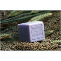 Cube lavande 100 g - Savonnerie Marseillaise de la Licorne