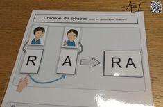 Dysgraphia, Dyslexia, School Life, Learn French, Phonics, Homeschool, Coding, Classroom, Teaching