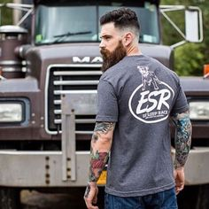 Our #beardbrandPOTD is @atremens, who proves that #trucks, #beards, and #tattoos are a winning combination. You can share your beard with us by using #beardbrand, #beardbrandPOTD or emailing it to us at submissions@beardbrand.com! #beardbrand #urbanbeardsman