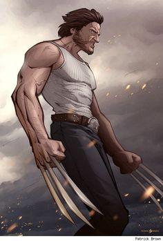 Logan, Wolverine